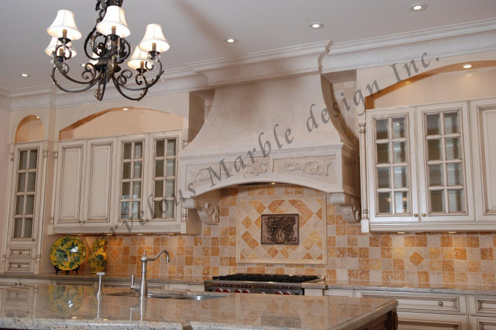 There Are A Wide Array Of Stone Range Hood One Can Choose From. The Most  Common Are The Limestone And The Cast Stone Hood. Furthermore, In Addition  To The ...